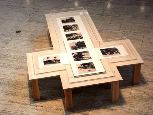 「遠藤竜太展-physica/sensus-」山梨県立美術館 GALLERY ECHO